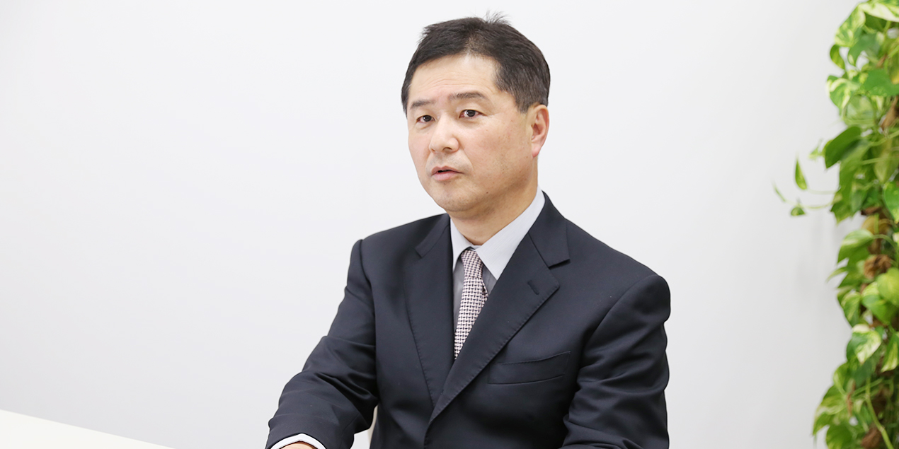 【スタッフインタビュー】奥村部長