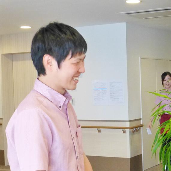 【スタッフインタビュー】加古川尾上の松 統括リーダー